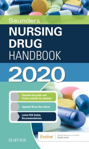 Saunders Nursing Drug Handbook 2020 E-Book