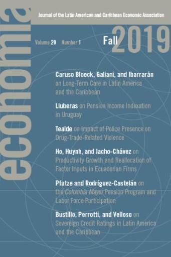 Economía: Fall 2019