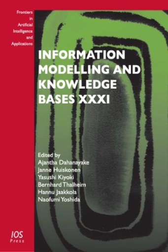 Information Modelling and Knowledge Bases XXXI