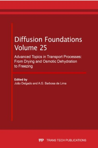 Advanced Topics in Transport Processes: From Drying and Osmotic Dehydration to Freezing