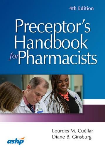 Preceptor's Handbook for Pharmacists, 4th Edition