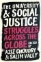 Careers in Social Justice