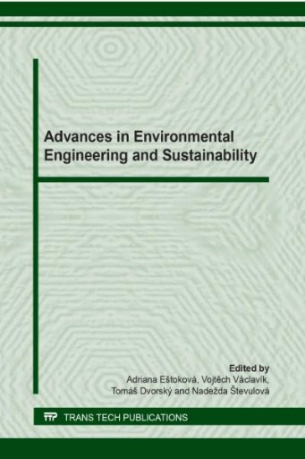Advances in Environmental Engineering and Sustainability