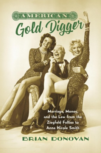American Gold Digger : Marriage, Money, and the Law From the Ziegfeld Follies to Anna Nicole Smith