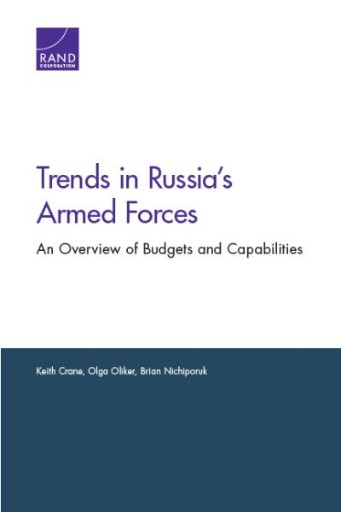 Trends in Russia's Armed Forces: An Overview of Budgets and Capabilities