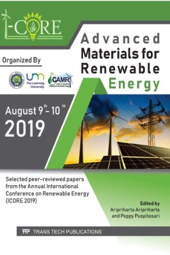 Advanced Materials for Renewable Energy