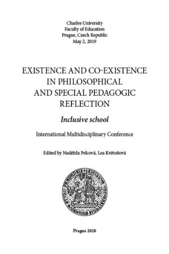 EXISTENCE AND CO-EXISTENCE IN PHILOSOPHICAL AND SPECIAL PEDAGOGIC REFLECTION