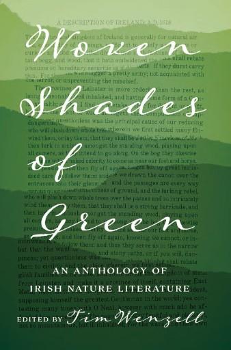 Woven Shades of Green : An Anthology of Irish Nature Literature