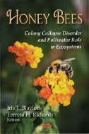 Honey Bees book cover