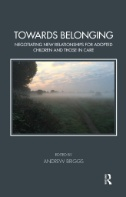 Towards Belonging-cover